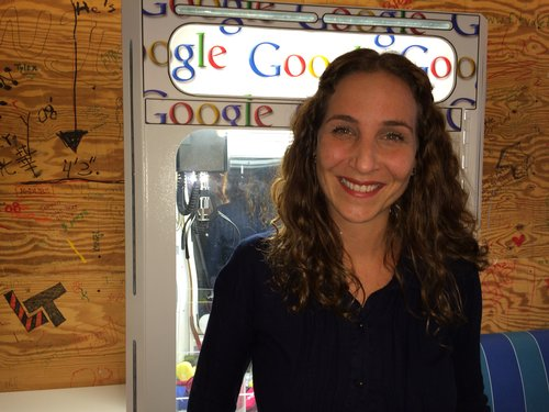 The Work That Made Me: Suzana Apelbaum, Creative Director at Google image