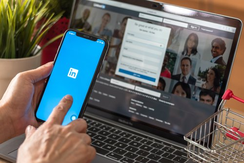 Are you making the most of Linkedin to build your personal brand? image