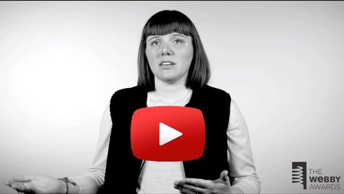 What Makes Great Video Content? Webby Connect Interviews Kate Oppenheim image