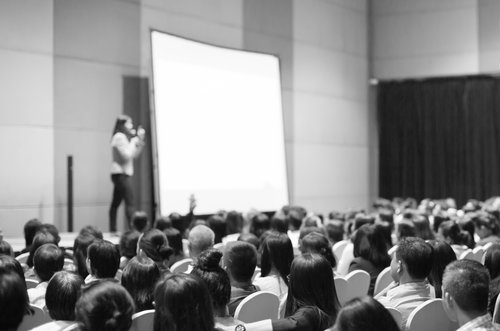 Five Tips for Giving Great Presentations image