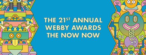 The 21st Annual Webby Awards Winners Announced! image