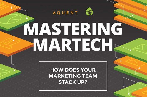 Infographic: Mastering MarTech. Does Your Marketing Team Stack Up? image
