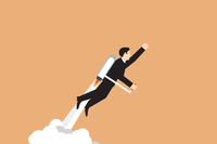 How to bounce back from a career setback image